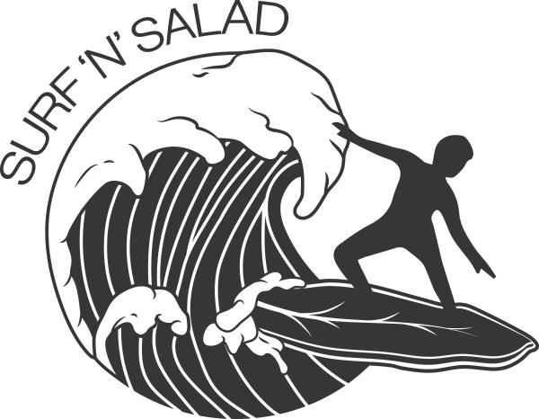 Surf N' Salad